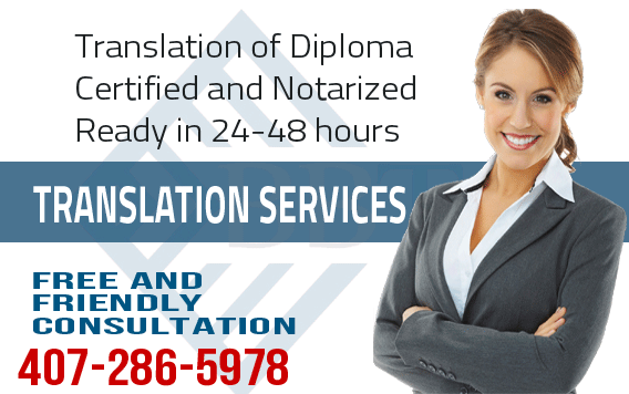 Russian translation of Diploma,fast translation service,Russian translation,certified and notarized